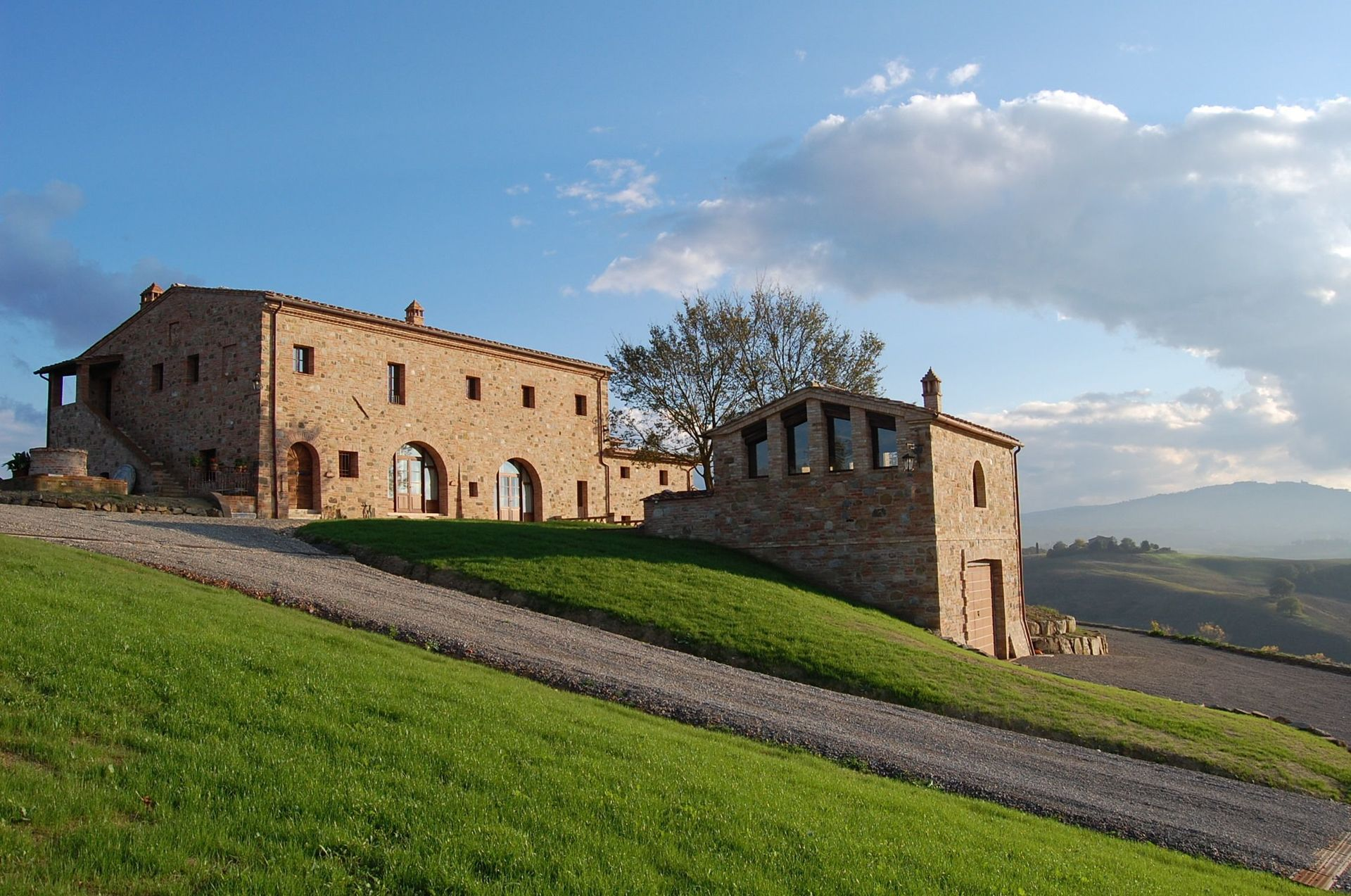 Buonconvento Holiday Rental Podere Cunina Located Tuscany