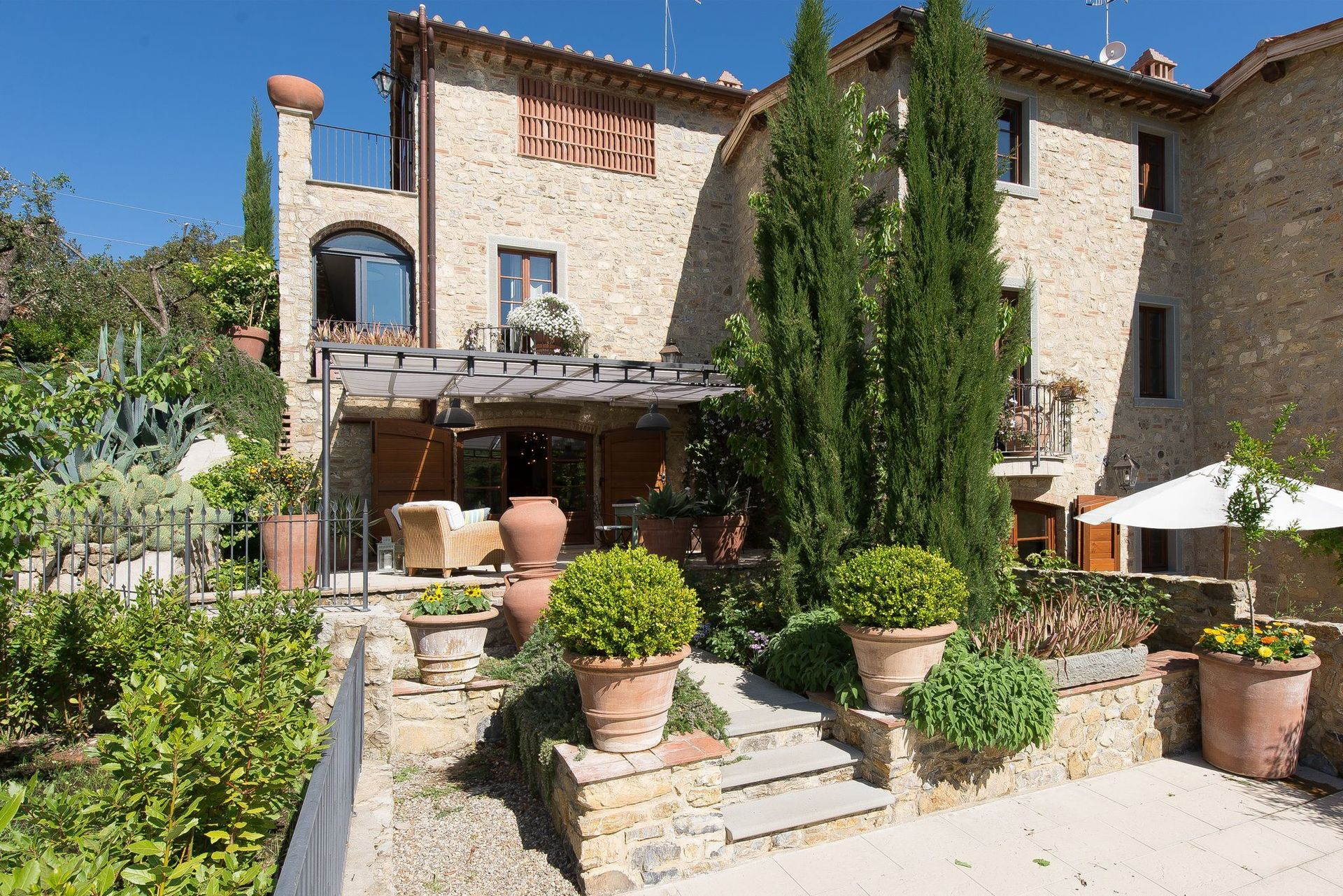 Villa a Sesta Holiday Rental Villa Nova located Tuscany, Italy